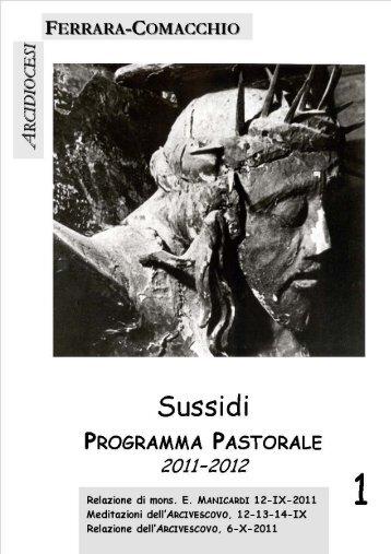 2011-2012 /1 - Parrocchia di santa Francesca Romana - Ferrara