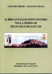 Luigi Del Priore e Celestino Grassi - tutto su morra de sanctis