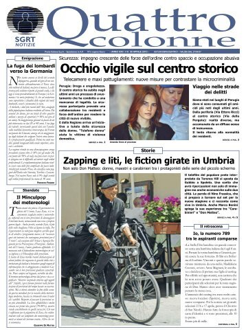 Scarica il PDF - Scuola di Perugia