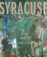 Summer 2011.pdf - Syracuse University Magazine