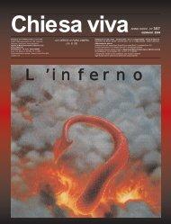 Gennaio N°357 - Chiesa Viva