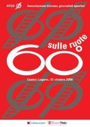 ATGS Associazione ticinese giornalisti sportivi Casinò Lugano, 22 ...