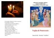 libretto veglia di pentecoste Ifenthal - Missioni cattoliche di lingua ...