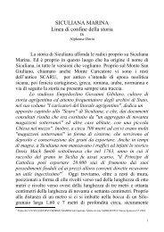 SICULIANA MARINA - alphonse doria