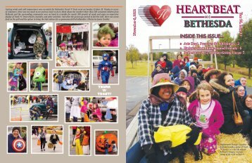 11-2012 November Heartbeat - Bethesda Christian Church