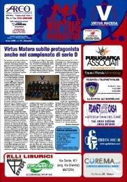Tel. e Fax 0835.386325 - VIRTUS MATERA
