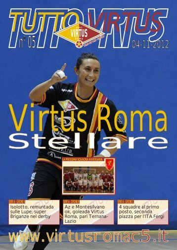 x - Virtus Roma C5