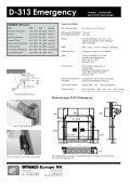 D-313 Emergency Innentor - Schwerkraft - Seite 2
