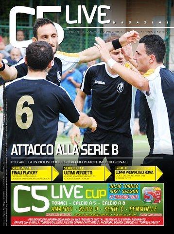 C5LIVECUP - Calcio a 5 Live