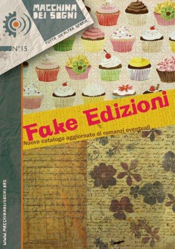 Fake Edizioni - Macchina dei Sogni