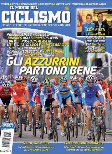 I diamanti del ciclismo - Federazione Ciclistica Italiana