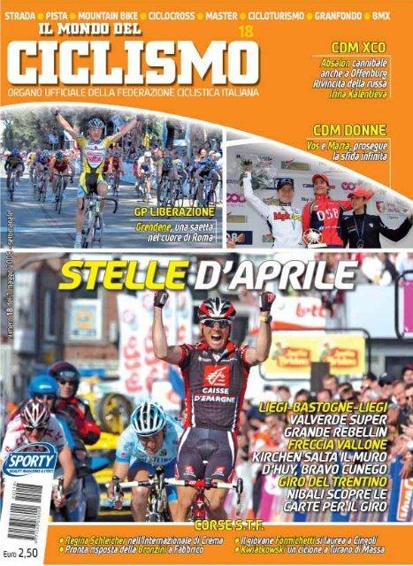 Valverde un anno dopo - Federazione Ciclistica Italiana
