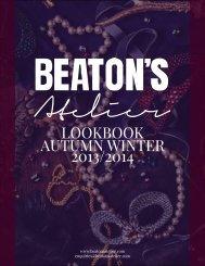LOOKBOOK AUTUMN WINTER 2013/2014