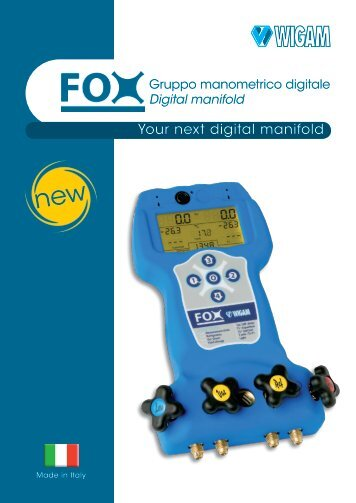 FOX Brochure I-EN.pdf - Wigam
