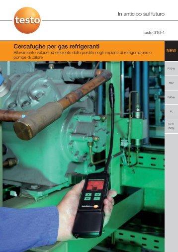 Cercafughe per gas refrigeranti - Logismarket