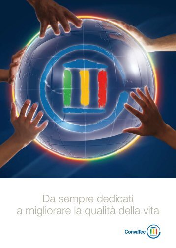 Chi siamo - brochure informativa