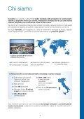 Chi siamo - brochure informativa - Page 3