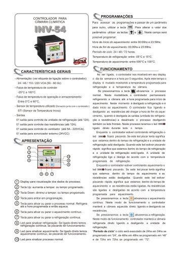 INV-54 - Inova Sistemas Eletrônicos