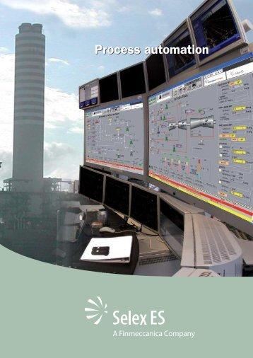 Process automation - Selex ES