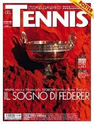 IL TENNIS ITALIANO - giugno 2008 - Casali sports surfaces