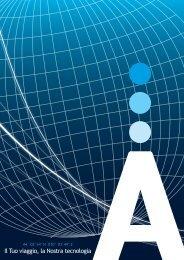 Il Tuo viaggio, la Nostra tecnologia - AvMap