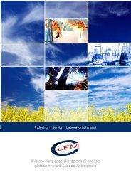 Download brochure - CLEM