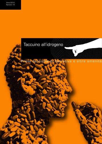 Taccuino all'Idrogeno – Numero 14