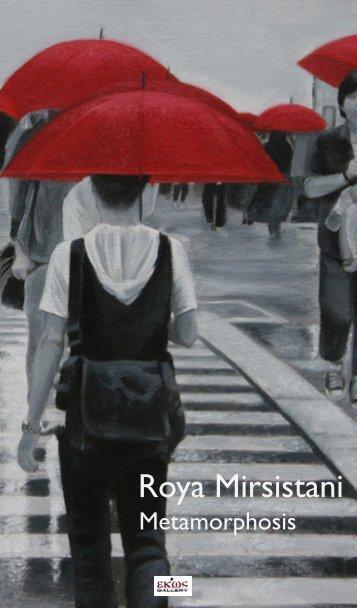 Brochure di Roya Mirsistani - KEROS