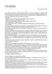 Autore : Andrea Donnini TITOLO : Piccoli soldati ... - donnini.net