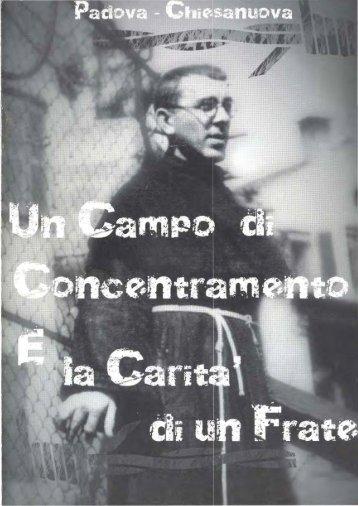 un campo di concentramento e la carita - Associazione culturale ...