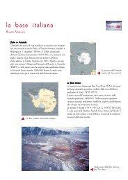 La base italiana di Baia Terra Nova - Museo Nazionale dell'Antartide