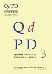 qdpd n 3.pdf - Collegio San Giuseppe - Istituto De Merode