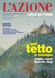 Concorso Letterario 2011-I racconti - L'Azione