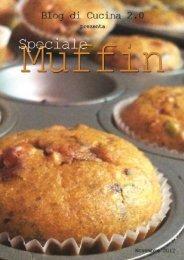 muffin sacher - Blog di cucina