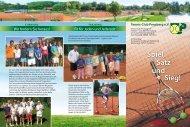 Spiel, Satz und Sieg! - Tennis-Club Penzberg eV