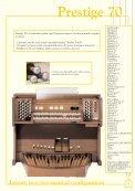 Prestige 100 - Viscount Prestige organs - Page 7