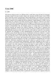 Corsi_2000 - scienza della parola