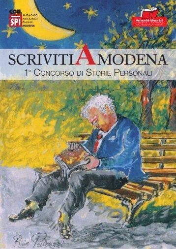 SCRIVITIAMODENA - CGIL Modena