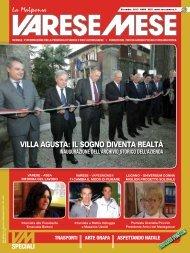 Scarica la rivista in formato PDF - Varese Mese