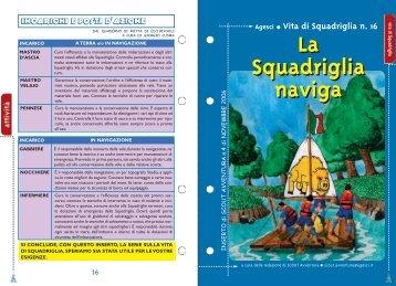 La Squadriglia naviga La Squadriglia naviga - Sannicandro ...