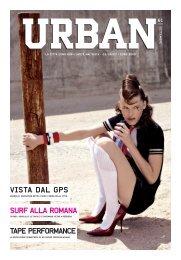 SURF ALLA ROMANA TAPE PERFORMANCE VISTA DAL ... - Urban