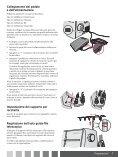 Manuale di istruzioni - Pfaff - Page 7
