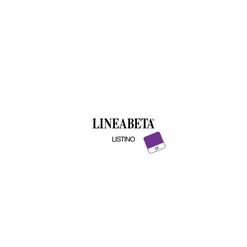 Lineabeta 53020.09/Becher Serie Napie