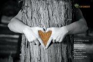 De la naturaleza al corazón, del corazón a ti. From nature to heart ...
