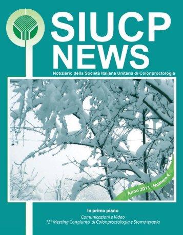 Comunicazioni - SIUCP