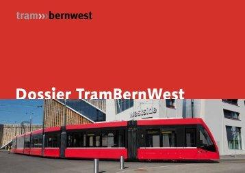 Tram Bern West: Dossier allgemein - Bernmobil