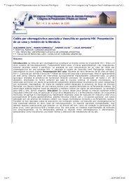 Colitis por citomegalovirus asociada a Vasculitis en paciente HIV ...