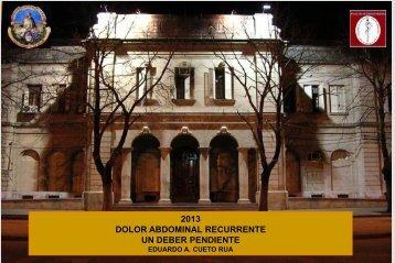 Dolor Abdominal Recurrente Dr. Cueto Rua.pdf - codajic