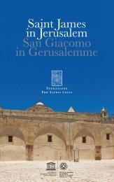 Saint James in Jerusalem San Giacomo in Gerusalemme