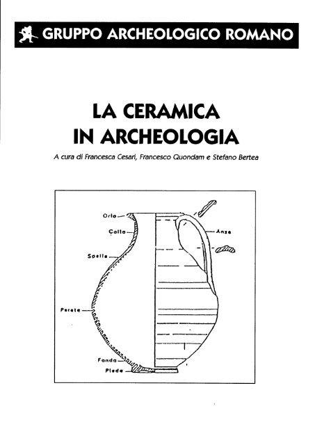 Definire archeologia relativa datazione